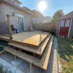custom deck contractors