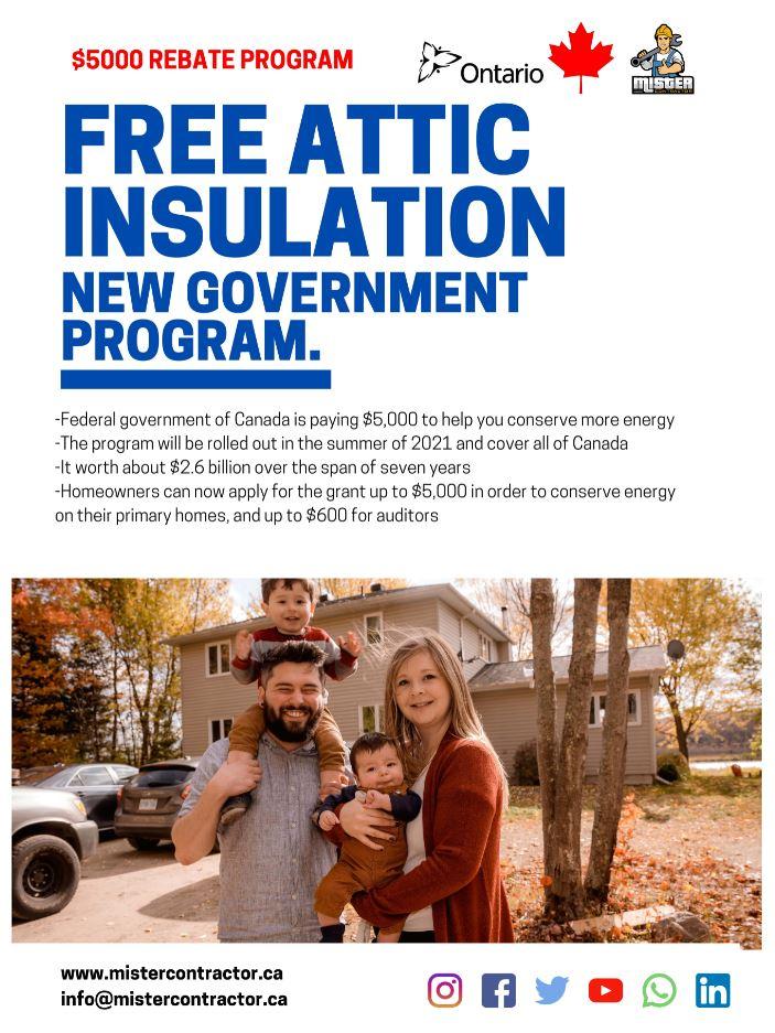 rebate program for saving energy